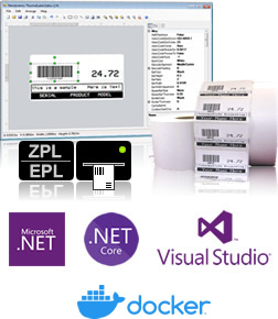 Thermal Label Printing for .NET Apps