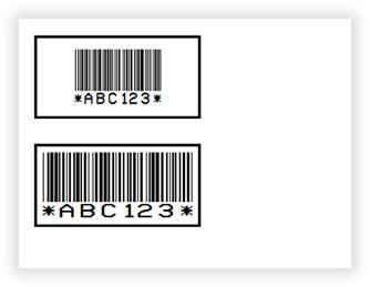 Barcode Item