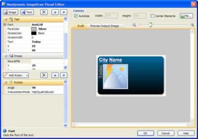 Neodynamic ImageDraw Visual Editor