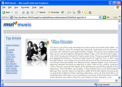 MSN Music - Microsoft Internet Explorer