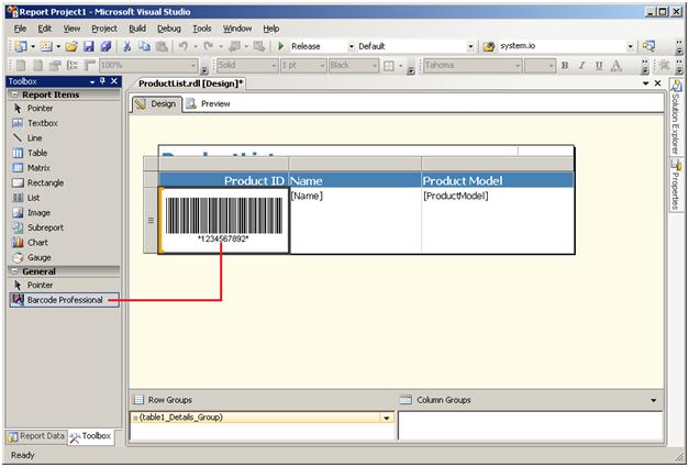 Barcode CRI 3
