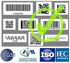 First-Class Barcode Support